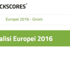 Euro 2016: un riepilogo delle squadre impegnate a giugno
